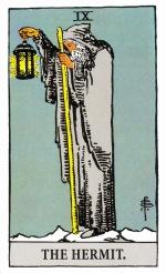 O Eremita - Arcano 9
