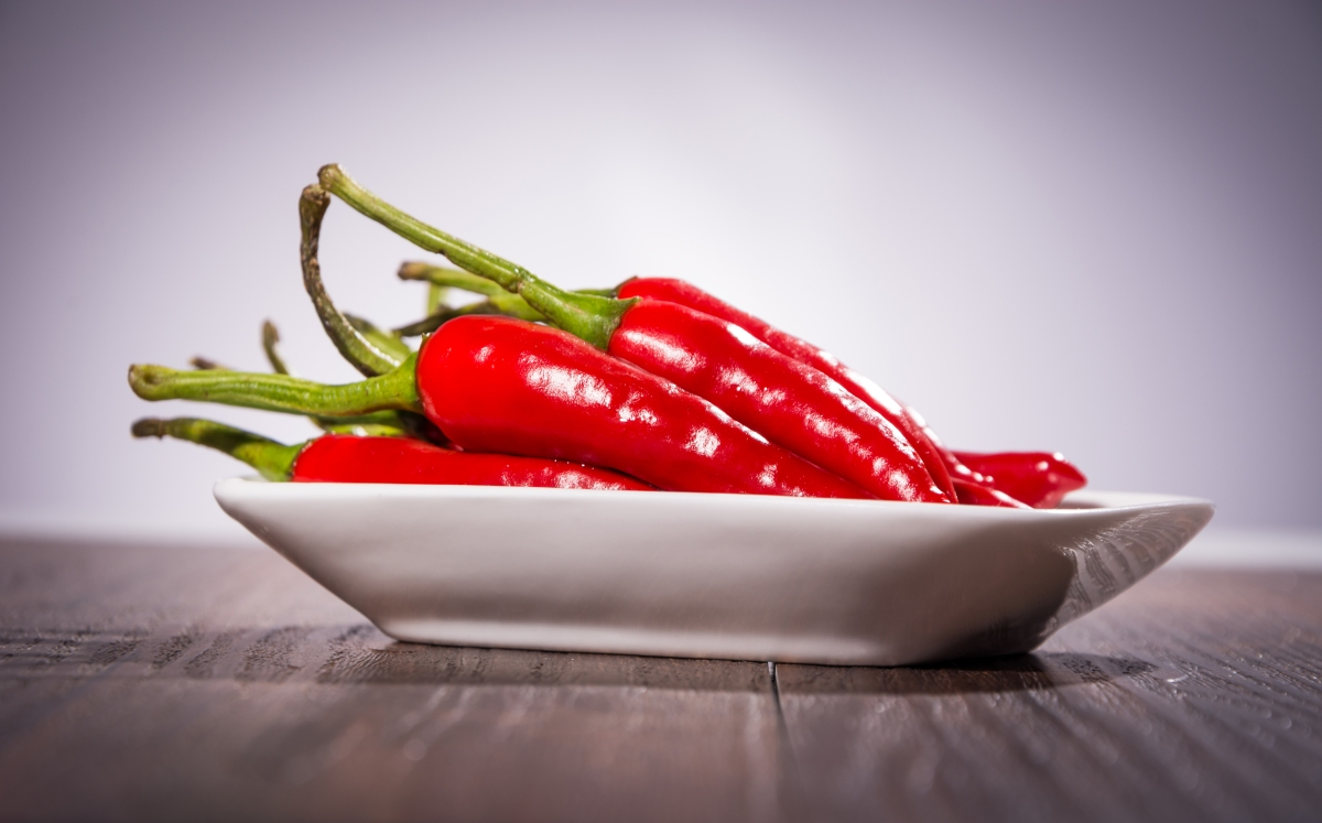 cayenne pepper hot pepper paprika chilli